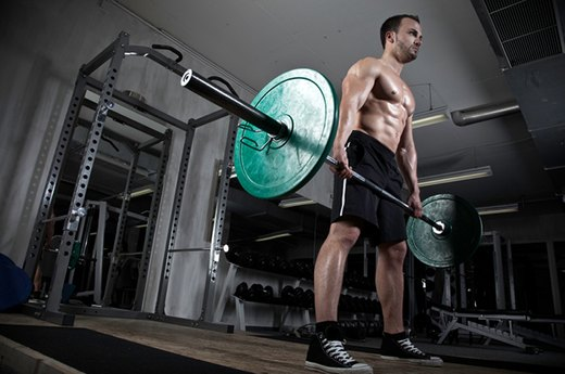 12. OLD MOVE: Dumbbell Rows - NEW MOVE: Combination Deadlifts and Rows