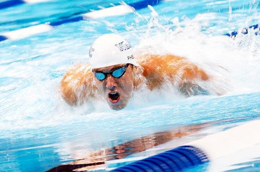 \#3. Michael Phelps … Perhaps You Heard of Him