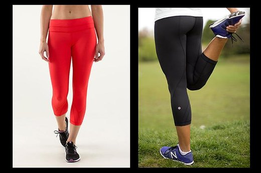 17. LuluLemon Run: Inspire Crop II
