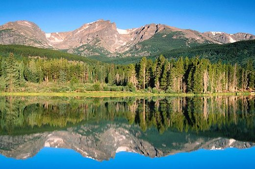 13. Best Park for Trail Running: Rocky Mountain National Park, Colorado