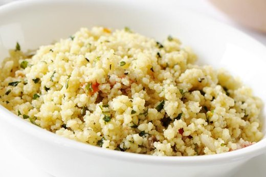 20. All You Ever Wanted in a Couscous Salad