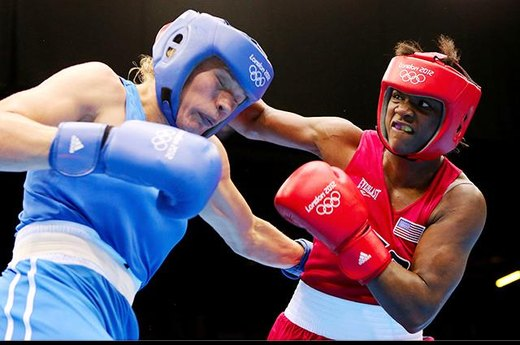 #10. Claressa Shields, Pioneering Middleweight Boxer