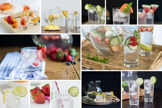 12 Ways to Make Water Taste (Much) Better