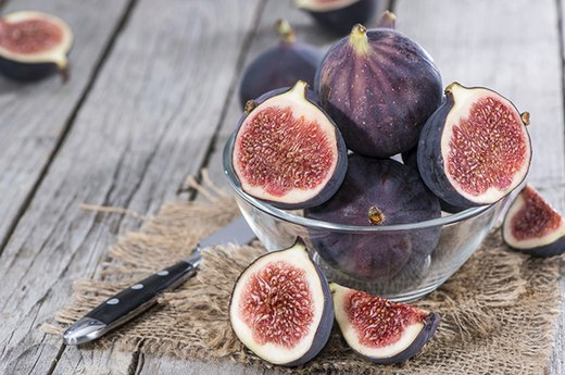 Cancer-Fighting Foods #8 and 9: Mint and Figs