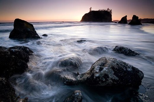 6. Best Park for Going Coastal: Olympic National Park, Washington