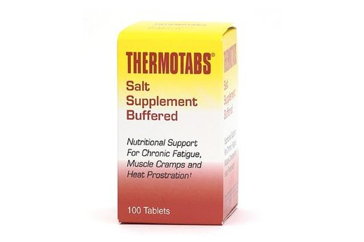 18. Thermotabs Buffered Salt Tablets