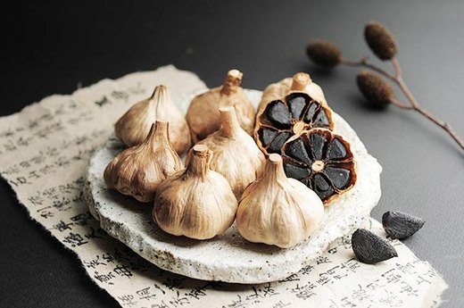 12. Black Garlic