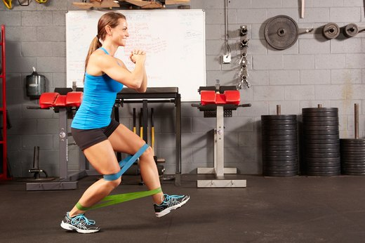 5. Banded Front & Back Walks