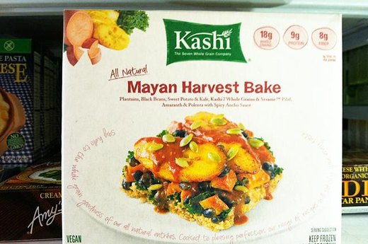 6. BETTER ALTERNATIVE: Kashi Mayan Harvest Bake