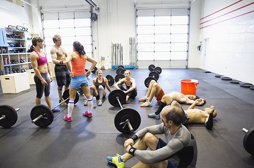 MYTH #10: CrossFit Is a Cult