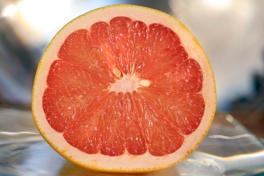 Grapefruits, Part 1: Cut It in Half