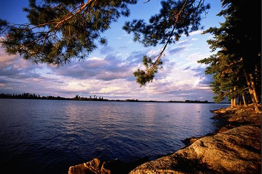 4. Best Park to Roll on a River: Voyageurs National Park, Minnesota