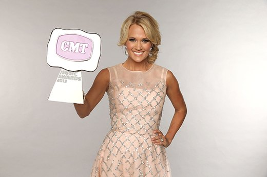 14. Carrie Underwood