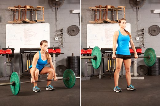 10. Deadlift