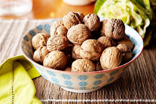 12. Walnuts (1 Ounce): Approximately 2.53 Grams of Good Fat