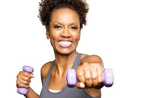 Exercise Contributes to a Sexier Smile