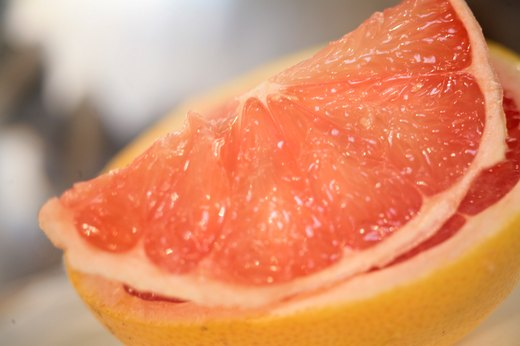 Grapefruits, Part 2: Lay It Flat and Peel