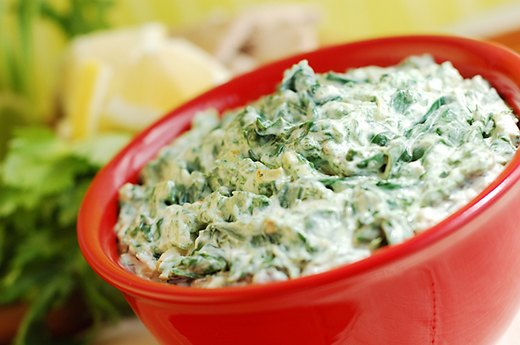 4. DIPS: Greek Yogurt Instead of Sour Cream