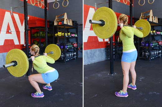 3. The Back Squat