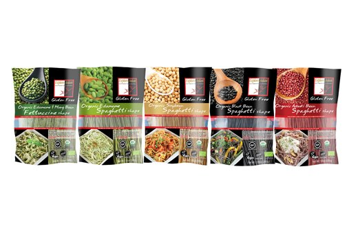 1. Explore Asian Authentic Cuisine Organic Bean Pastas