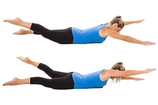 how to get better posture exercise