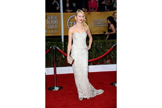 Naomi Watts  – Lean Proteins With Vegetables