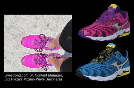 12. Mizuno Wave Sayonara - Men's and Women's