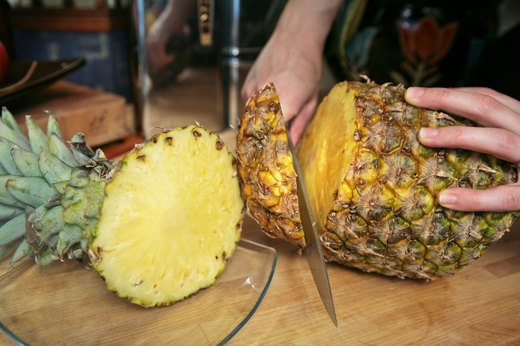Pineapples, Part 1: Slice Them Right!