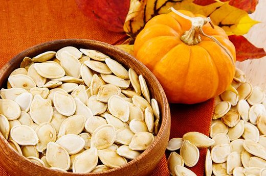 6. Pumpkin Seeds