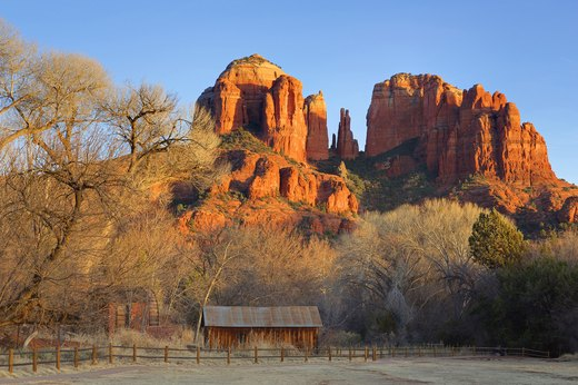 8. Sedona, Arizona