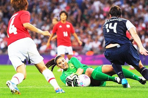 #15. American Women Get Payback Against Japan in Soccer