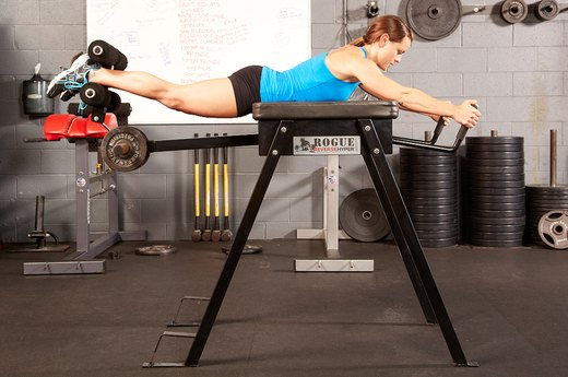 12. Reverse Hyperextensions