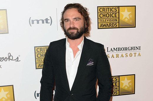 9. Johnny Galecki