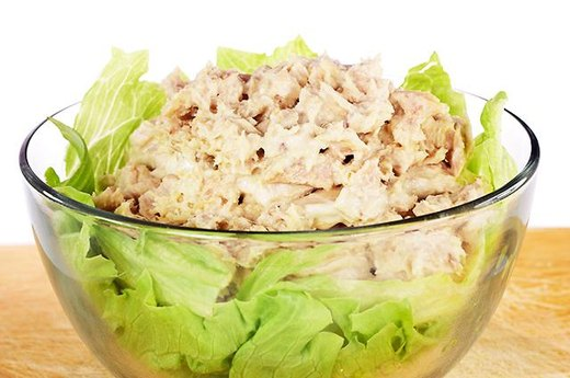 6. Prepared Salads, Such as Chicken Salad or Tuna Salad