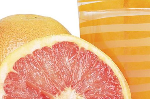 Grapefruit Juice Diet