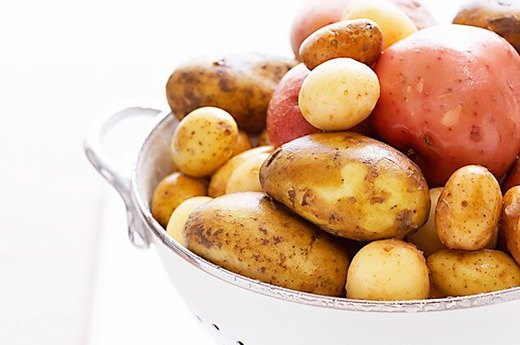 15. Potatoes