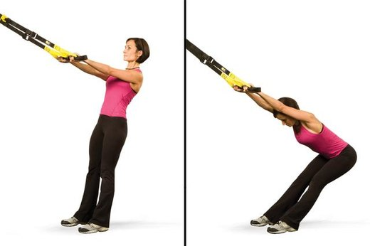 16. Lower Back Stretch