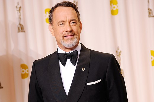 1. Tom Hanks