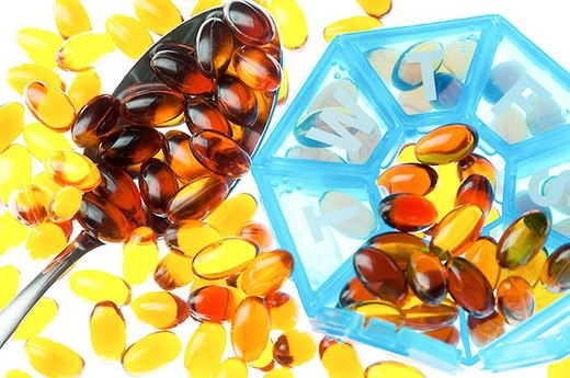 3. Vitamin D Supplements