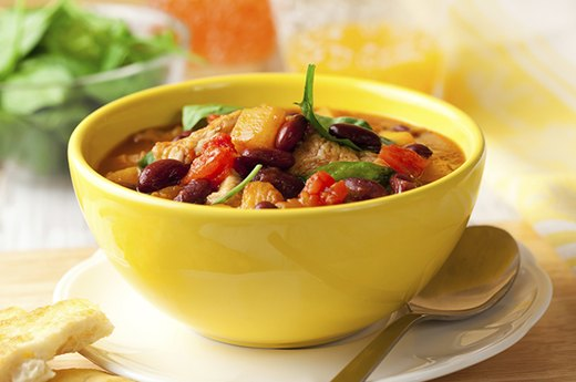 5. Turkey and Kidney Bean Chili