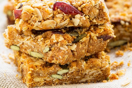 4. The Apricot, Pistachio and Oat Energy Bar