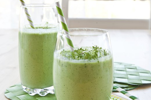 2. Yes Peas Smoothie