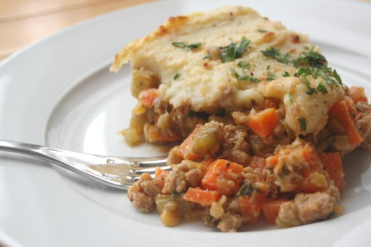 5. Not Your Average Shepherd's Pie