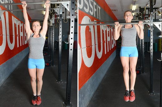 8. The Pull-Up