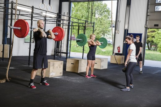 16. CrossFit Is Scalable.