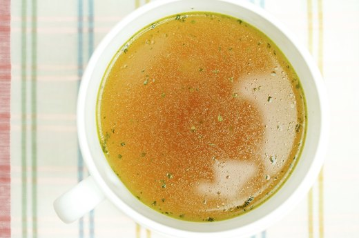 3. Bone Broth