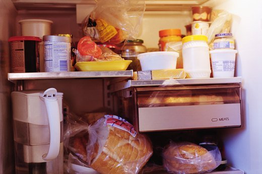 MISTAKE #2: Overstuffing Your Refrigerator