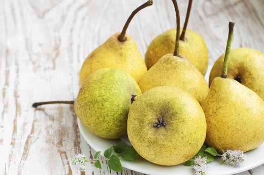 7. Pick a Pair of In-Season Pears