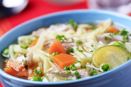 5. Chicken Soup