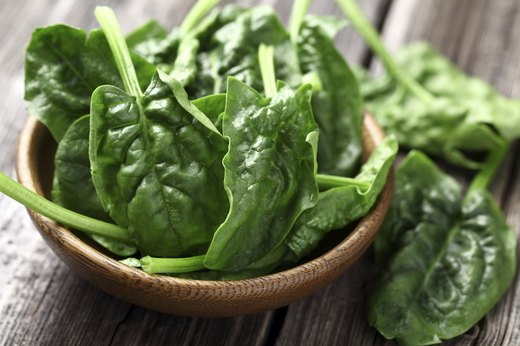 4. Spinach